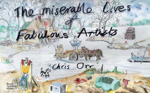 Afbeelding van Miserable Lives of Fabulous Artists