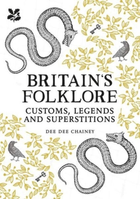 Afbeelding van Treasury of British Folklore