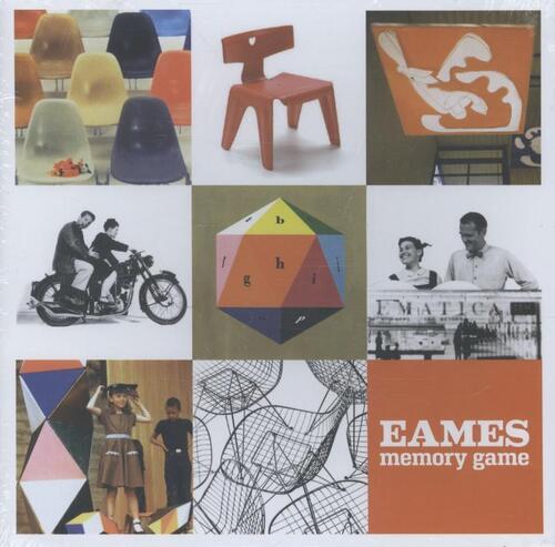 Afbeelding van Eames Memory Game