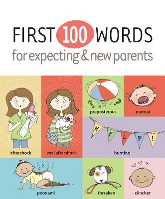 Afbeelding van First 100 Words for Expecting & New Parents