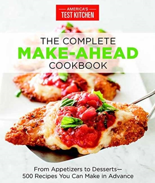 Afbeelding van The Complete Make-Ahead Cookbook