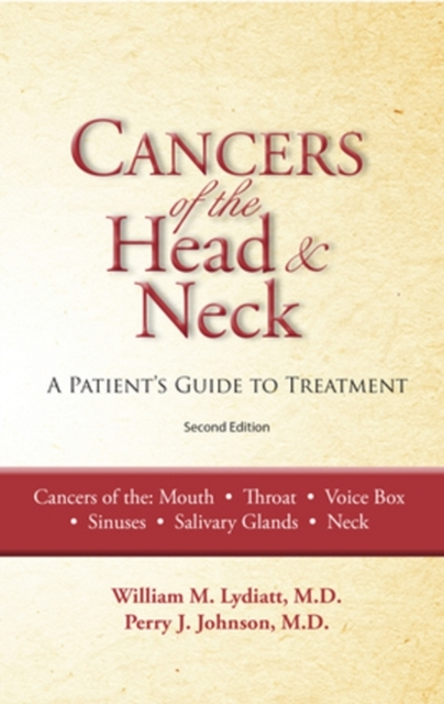 Afbeelding van Cancers of the Head and Neck