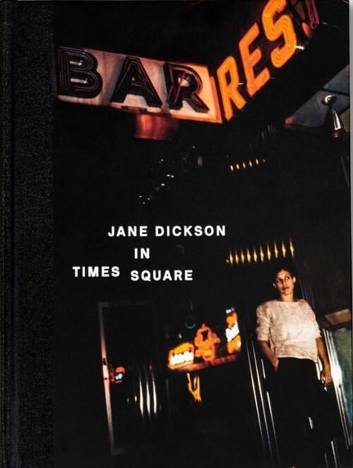 Afbeelding van Jane Dickson in Times Square