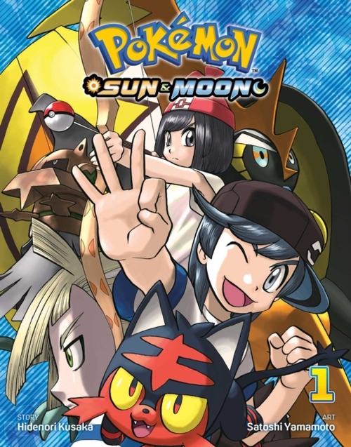 Pokemon Sun & Moon 1 kopen