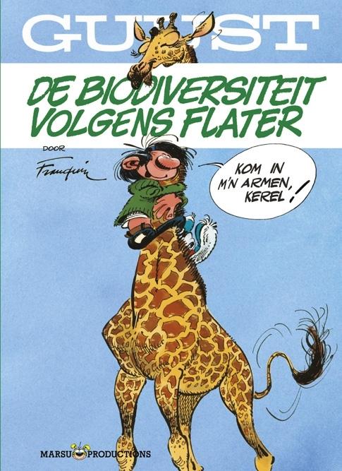 Afbeelding van Guust Flater - SMT 2 - DE BIODIVERSITEIT VOLGENS FLATER