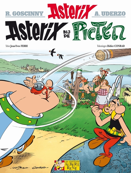 Afbeelding van 35. Asterix Bij De Picten