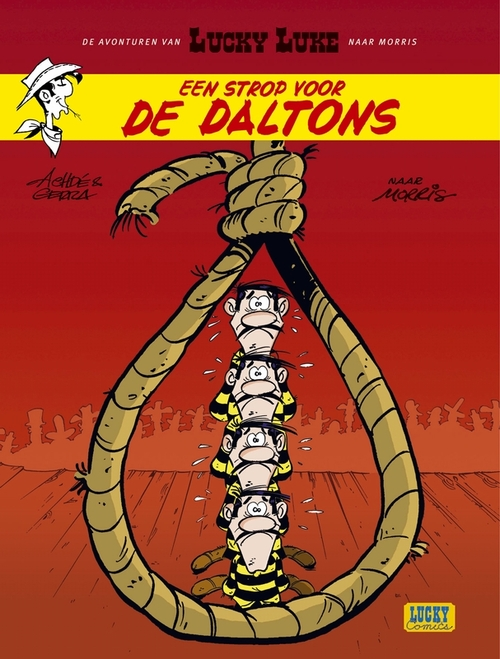 Afbeelding van Lucky Luke - 02 - Een strop voor de Daltons