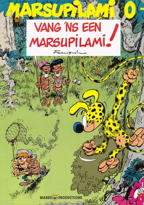Afbeelding van Marsupilami - 0 - Vang 'ns een Marsupilami!