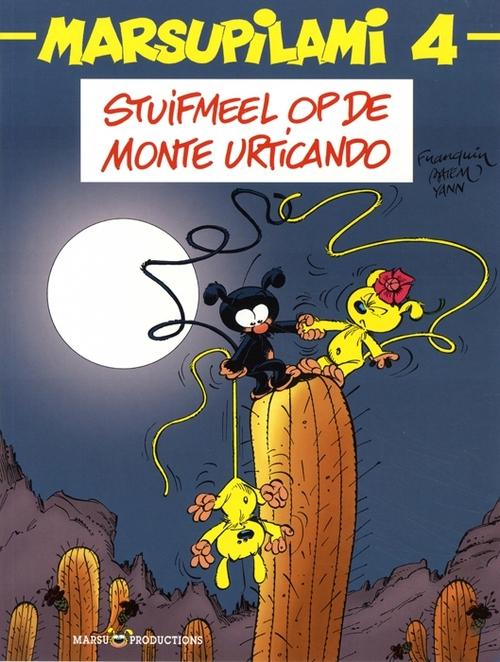 Afbeelding van Marsupilami - 4 - STUIFMEEL OP DE MONTE URTICANDO