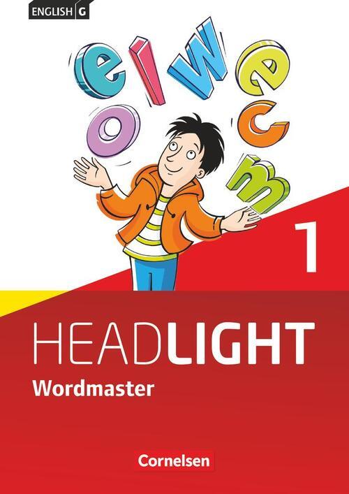 English G Headlight Band 1: 5. Schuljahr - Allgemeine Ausgabe - Wordmaster - Uschi Fleischhauer