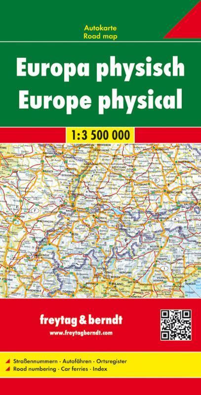 F&B Europa natuurkundig