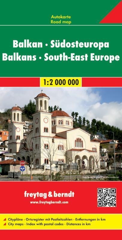 F&B Balkan, Zuidoost-Europa