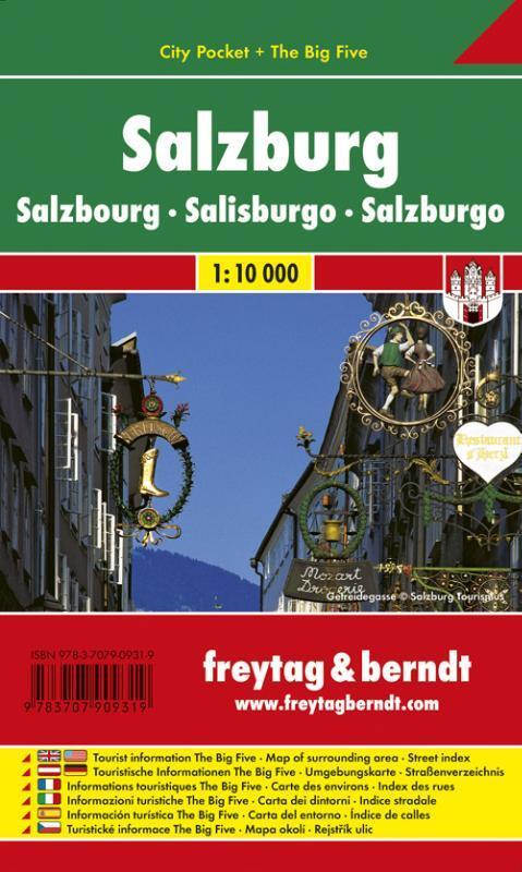 F&B Salzburg city pocket