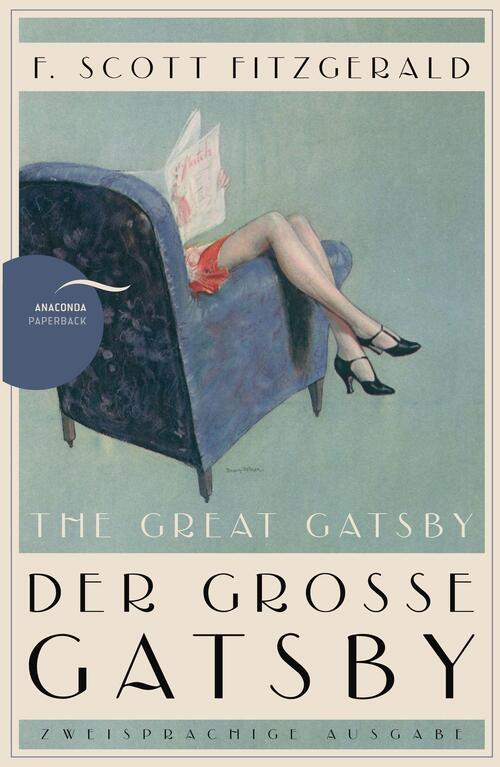 Afbeelding van Der große Gatsby / The Great Gatsby