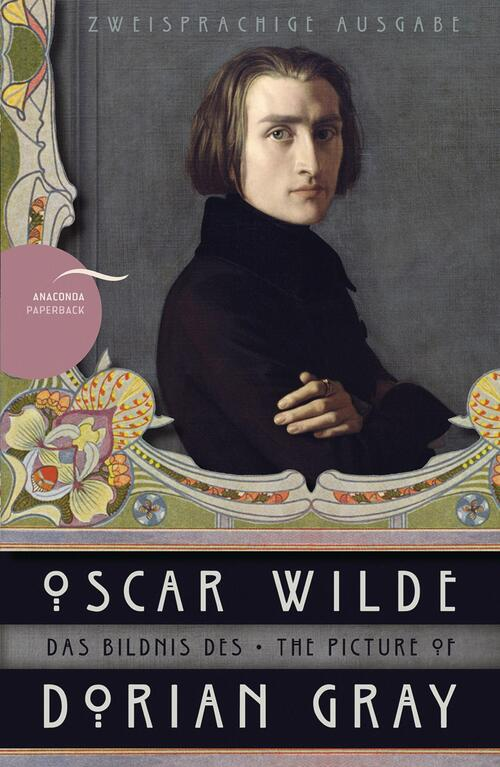 Afbeelding van Das Bildnis des Dorian Gray / The Picture of Dorian Gray (Anaconda Paperback)