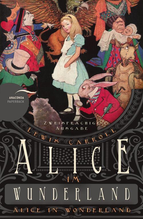 Afbeelding van Alice im Wunderland / Alice in Wonderland (Zweisprachige Ausgabe)