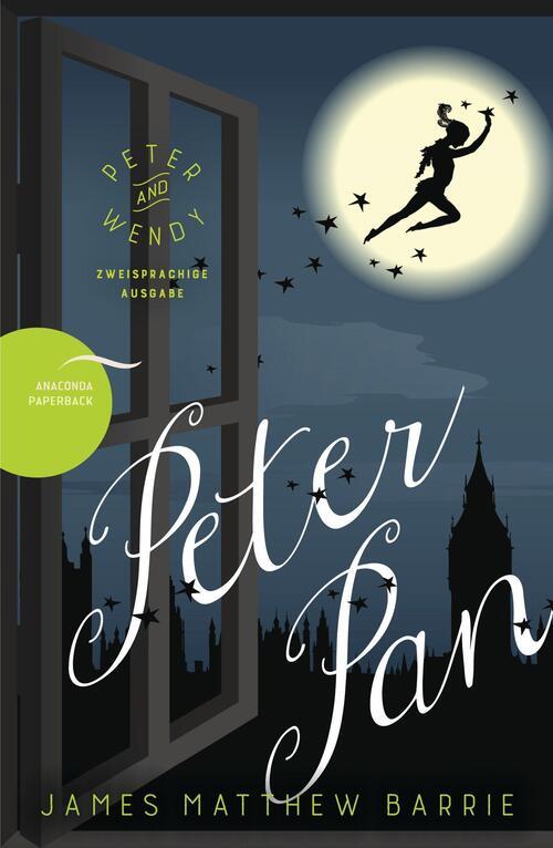 Afbeelding van Peter Pan / Peter and Wendy (Zweisprachige Ausgabe)
