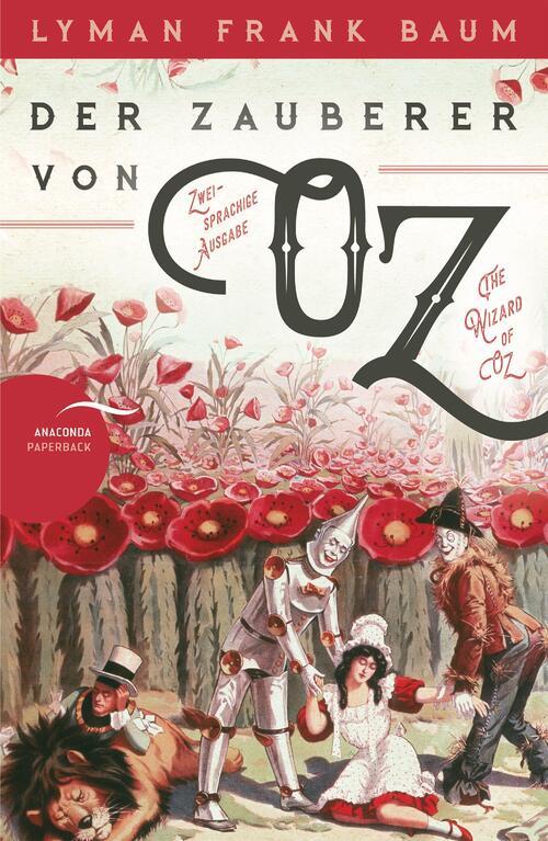 Afbeelding van Der Zauberer von Oz - The Wizard of Oz