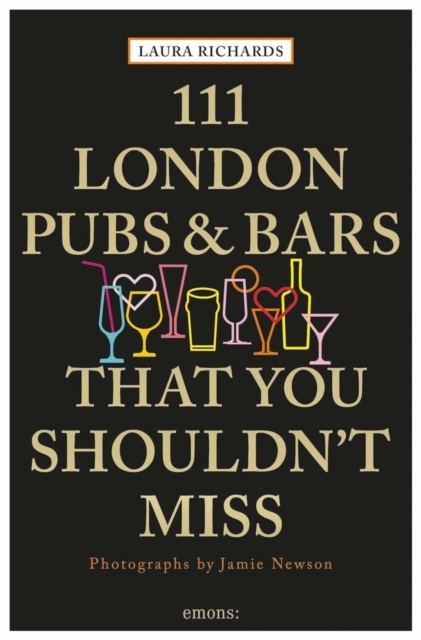 Afbeelding van 111 London Pubs and Bars That You Shouldn't Miss