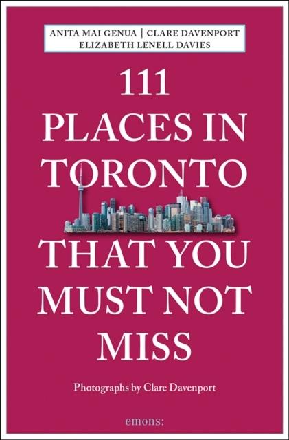 Afbeelding van 111 Places in Toronto That You Must Not Miss