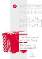 Afbeelding van The Techniques of Accordion Playing / Die Spieltechnik des Akkordeons