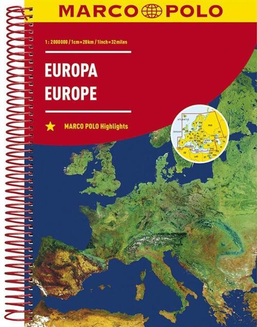 Afbeelding van Marco Polo Europa / Europe