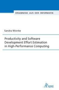 Afbeelding van Productivity and Software Development Effort Estimation in High-Performance Computing