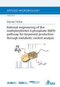 Afbeelding van Rational engineering of the methylerythritol 4-phosphate (MEP) pathway for terpenoid production through metabolic control analysis