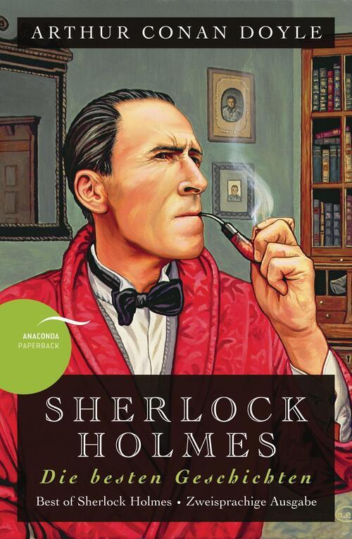 Afbeelding van Sherlock Holmes - Die besten Geschichten / Best of Sherlock Holmes