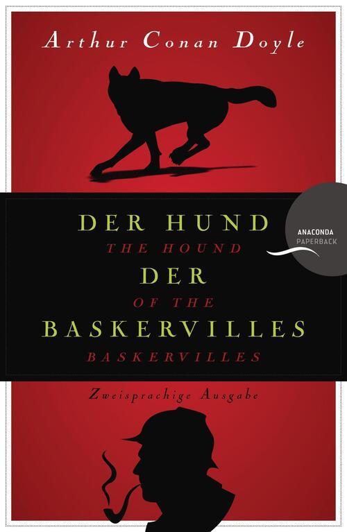 Afbeelding van Der Hund der Baskervilles / The Hound of the Baskervilles (zweisprachig)