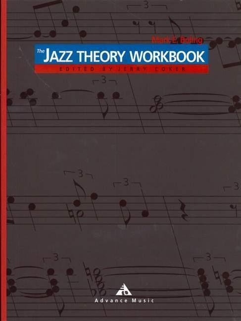 Afbeelding van The Jazz Theory Workbook