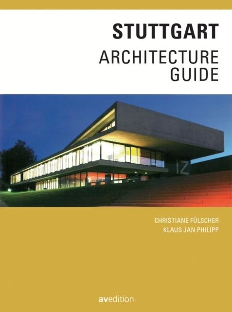 Afbeelding van Stuttgart Architecture Guide