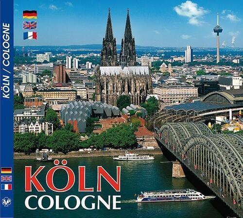 KÖLN / Cologne - Metropole am Rhein - Horst Ziethen, Max L Schwering