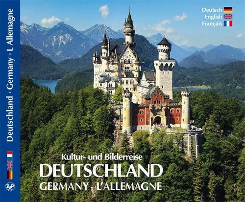 Kultur- und Bilderreise durch Deutschland / Germany / L'Allemagne - Horst Ziethen