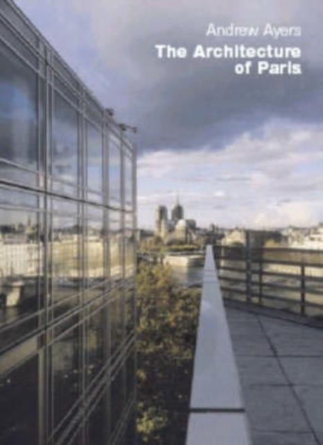 Afbeelding van The Architecture of Paris