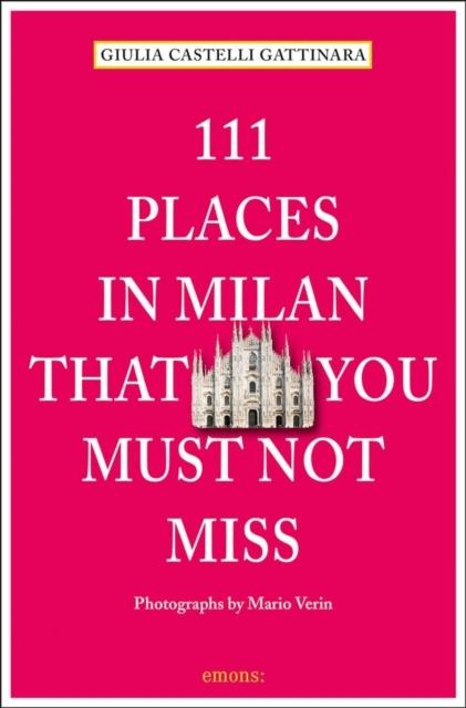 Afbeelding van 111 Places in Milan that you muss not miss