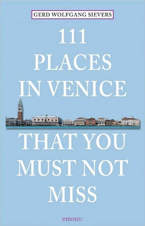 Afbeelding van 111 Places in Venice that you must not miss