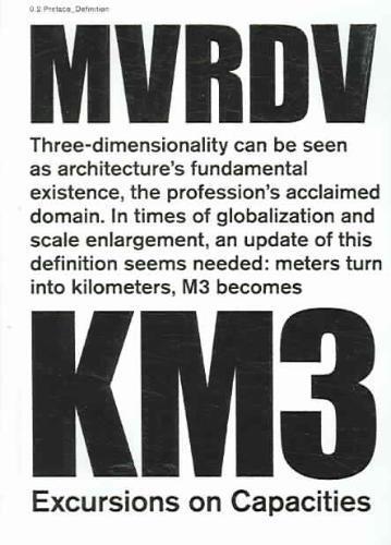 Afbeelding van Mvrdv: Km3