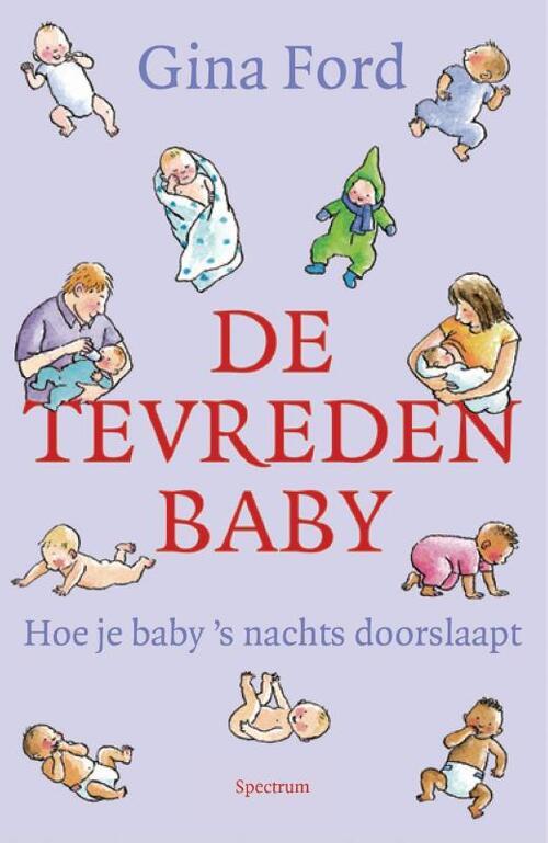 De tevreden baby Paperback Op werkdagen voor 23:00 uur besteld, volgende dag in huis Spectrum