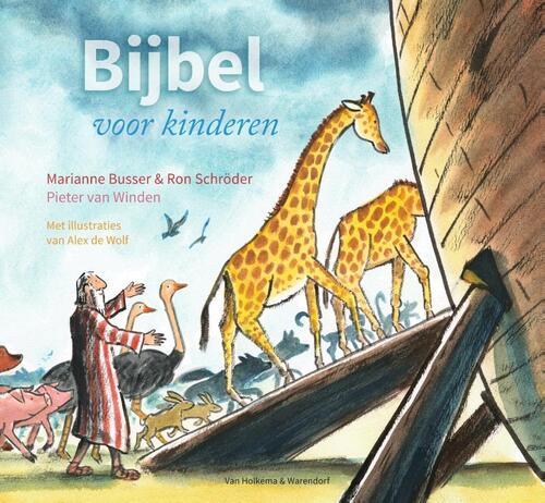 Van Holkema & Warendorf Boeken > Kinderboeken > Alle kinderboeken Bijbel voor kinderen