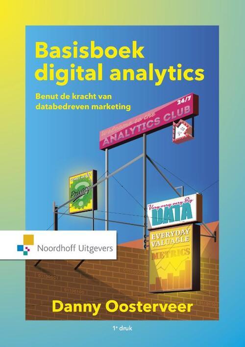 Basisboek digital analytics - Danny Oosterveer