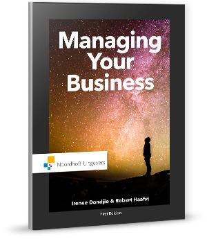 Managing your business - Irenee Dondjio, Robert Haafst