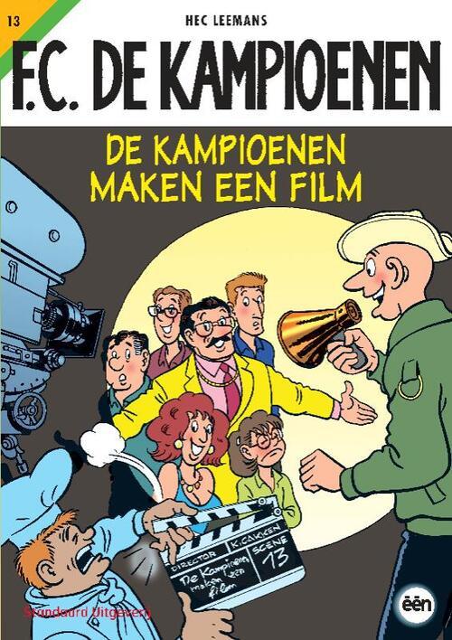 F.C. De Kampioenen 13 - De kampioenen maken een film kopen