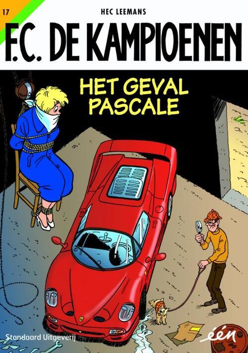 F.C. De Kampioenen 17 - Het Geval Pascale kopen