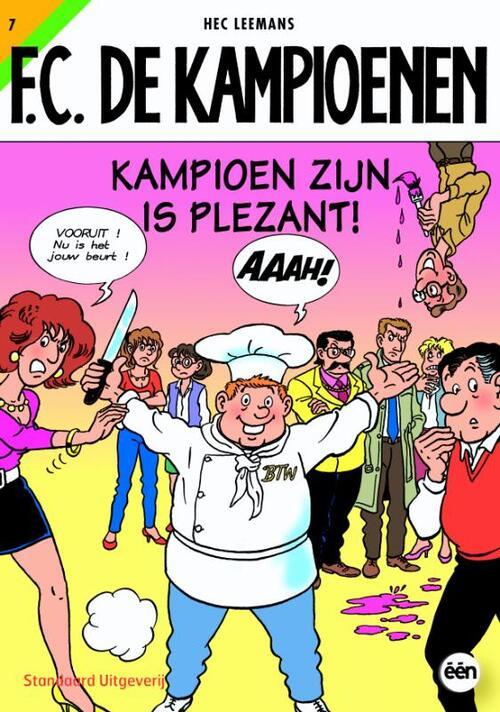F.C. De Kampioenen 7 - Kampioen zijn is plezant! kopen
