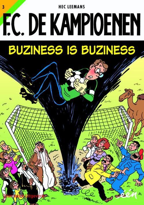F.C. De Kampioenen 3 - Buziness is buziness kopen