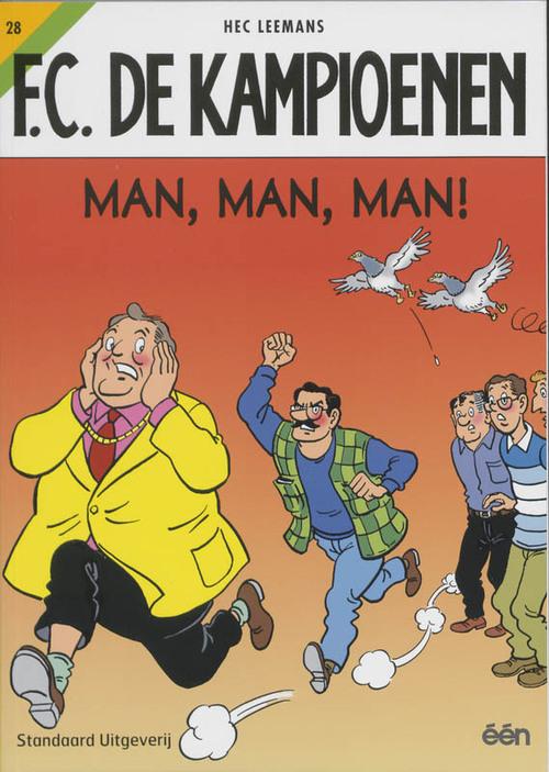 F.C. De Kampioenen 28 - Man, man, man ! kopen