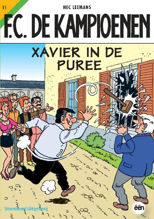 F.C. De Kampioenen 11 - Xavier in de puree kopen