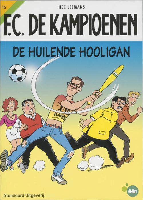 F.C. De Kampioenen 15 - huilende hooligan