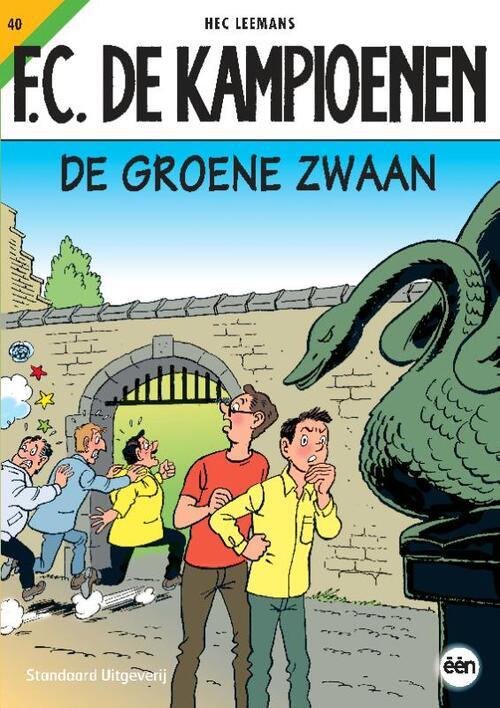 F.C. De Kampioenen 40 - De groene zwaan kopen